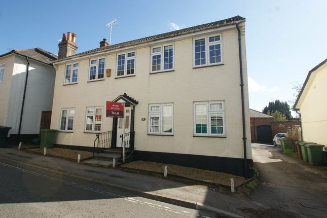 Thumbnail Detached house to rent in Newbury Street, Whitchurch