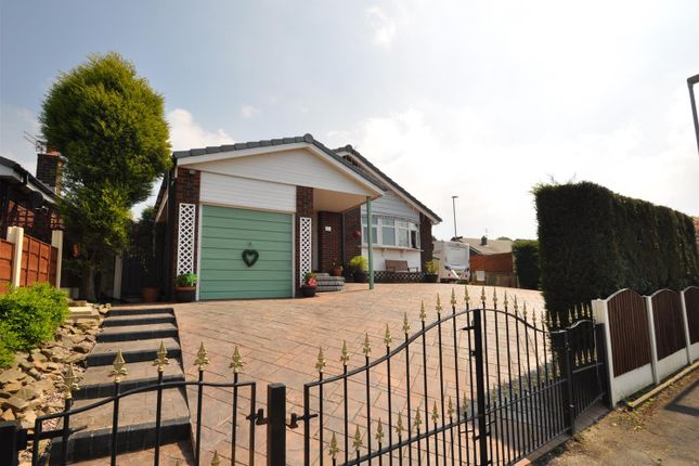 Thumbnail Detached bungalow for sale in Hill Mount, Dukinfield