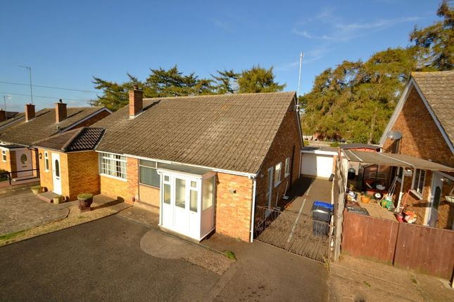 Thumbnail Bungalow for sale in Sherwood Avenue, Spring Park, Northampton