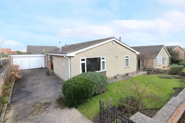 Thumbnail Detached bungalow for sale in Field Close Road, Scalby, Scarborough
