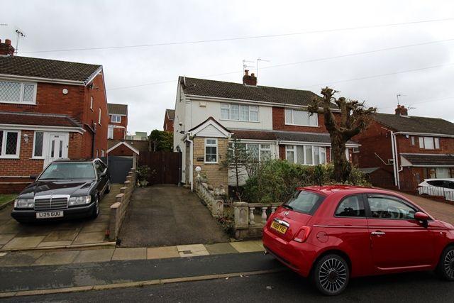Thumbnail Semi-detached house for sale in Hartland Avenue, Bradeley, Stoke-On-Trent