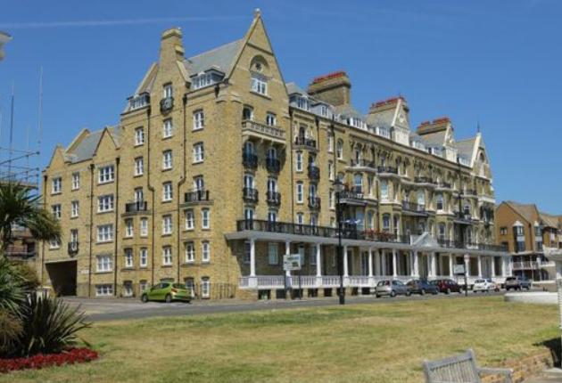 Granville Court, D'este Road, Ramsgate CT11