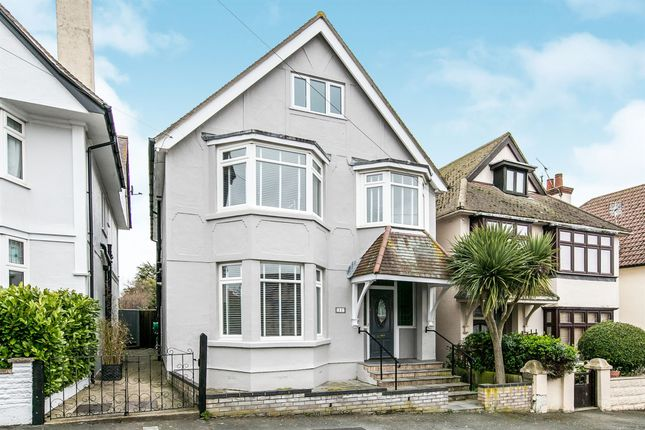 Thumbnail Detached house for sale in St Michaels Road, Dovercourt, Harwich