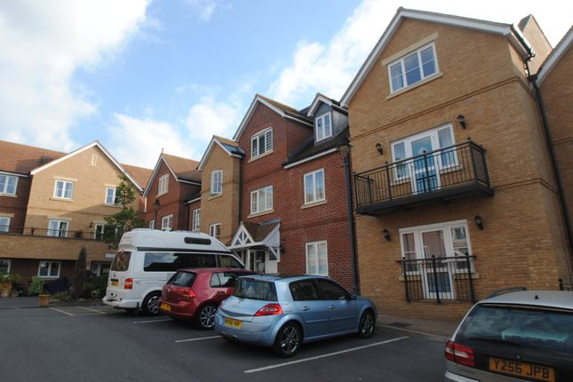 Thumbnail Flat for sale in Chantry Court, Westbury, Wilts