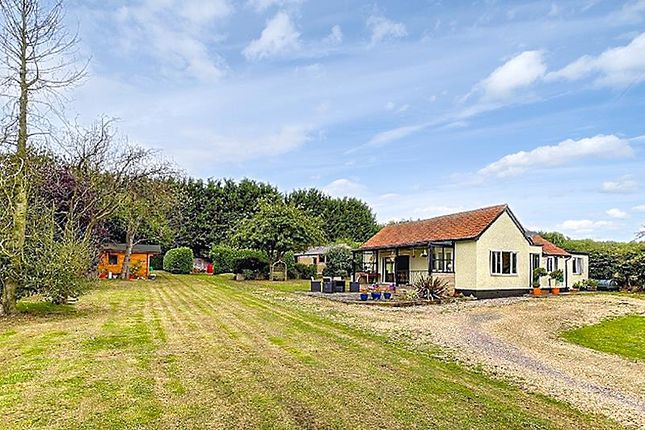 Thumbnail Land for sale in Royston Road, Buntingford