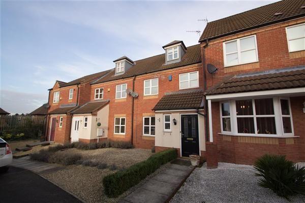 Thumbnail Terraced house to rent in Edmonstone Crescent, Bestwood, Nottingham