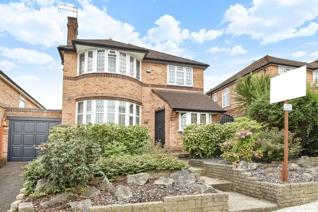 Thumbnail Detached house for sale in Southover, Woodside Park