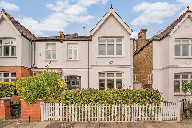 Thumbnail Semi-detached house for sale in Elmwood Road, London