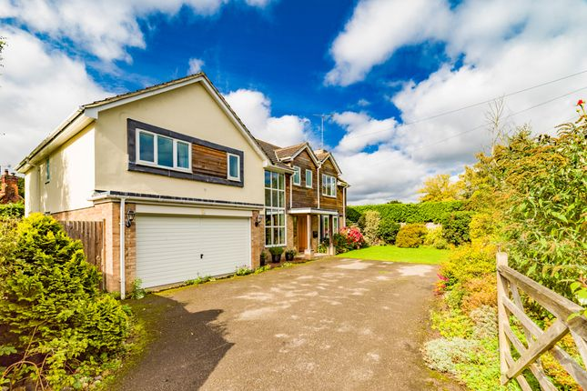 Thumbnail Detached house for sale in 9 Spring Close, Upper Basildon