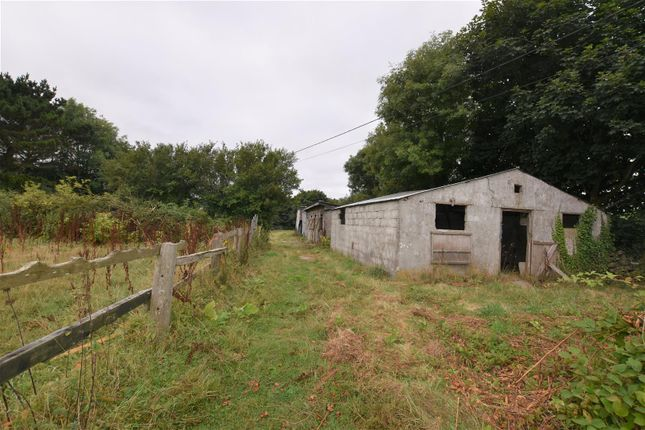 Thumbnail Land for sale in Basset Road, Treleigh, Redruth