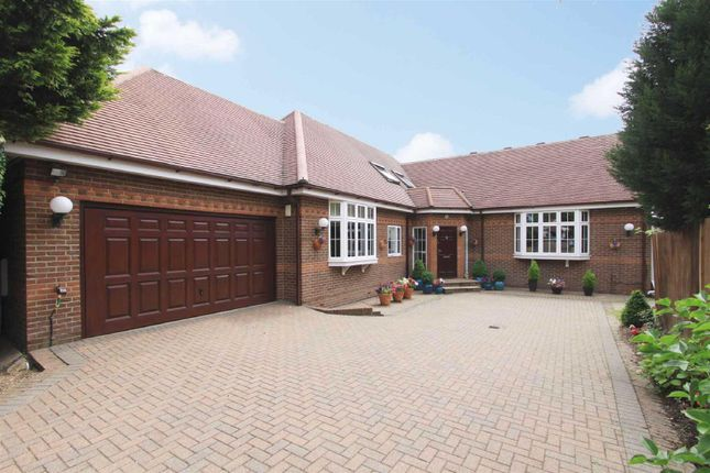 Thumbnail Detached house for sale in Old Hatch Manor, Ruislip