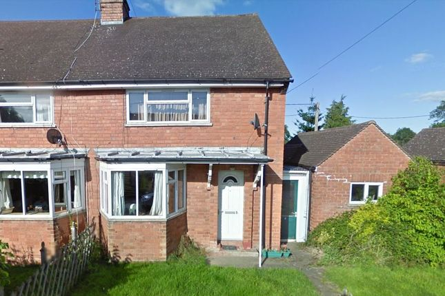 Thumbnail Semi-detached house to rent in Hallets Well, Orleton, Ludlow