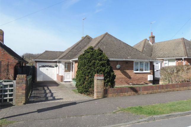 Thumbnail Detached bungalow for sale in The Highlands, Bexhill On Sea, East Sussex