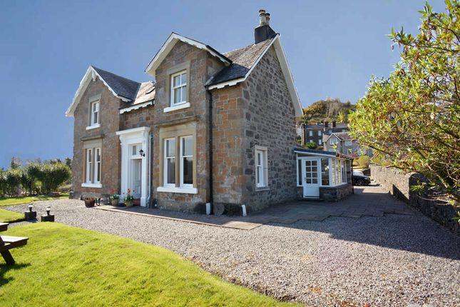 Thumbnail Detached house for sale in Dunuaran Road, Oban