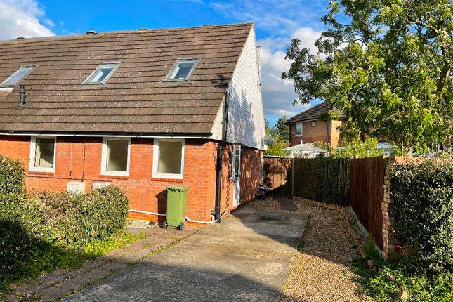 Thumbnail Detached house to rent in Lanfranc Gardens, Bolbeck Park, Milton Keynes