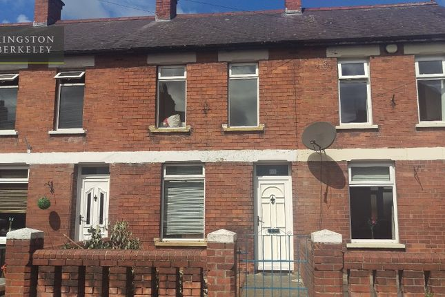 Thumbnail Terraced house to rent in Ebor Street, Belfast