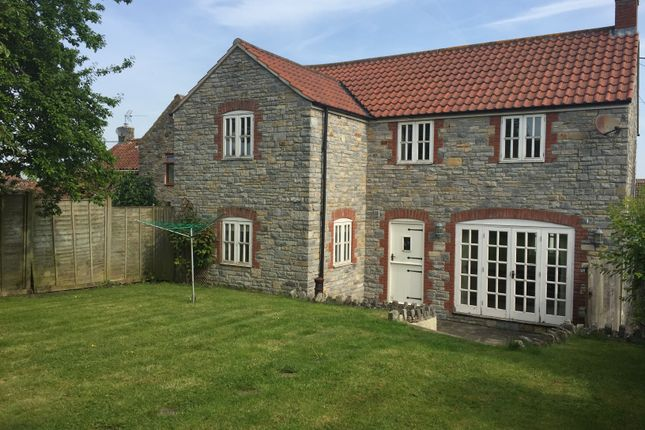 Thumbnail Detached house to rent in Steel Lane, Catcott