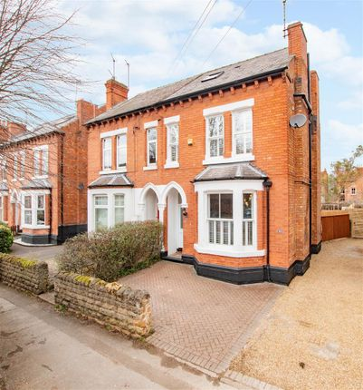5 bed semi-detached house for sale in Chaworth Road, West Bridgford, Nottingham NG2