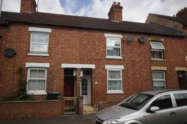 Thumbnail Terraced house for sale in Crabb Street, Rushden, Northamptonshire