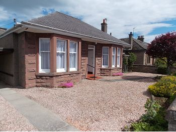 Thumbnail Detached bungalow to rent in Holyrood Street, Carnoustie