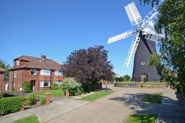 Semi-detached house to rent in Windmill Rise, York