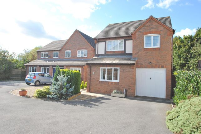Thumbnail Detached house for sale in Blackberry Grove, Bishops Cleeve, Cheltenham