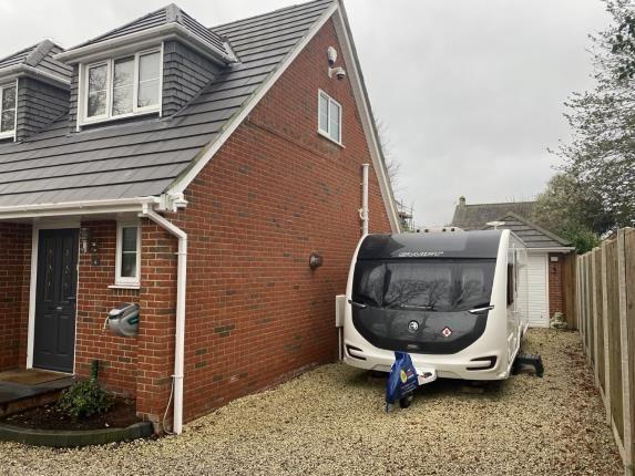 Driveway of Blackwater Drive, Totton, Southampton SO40