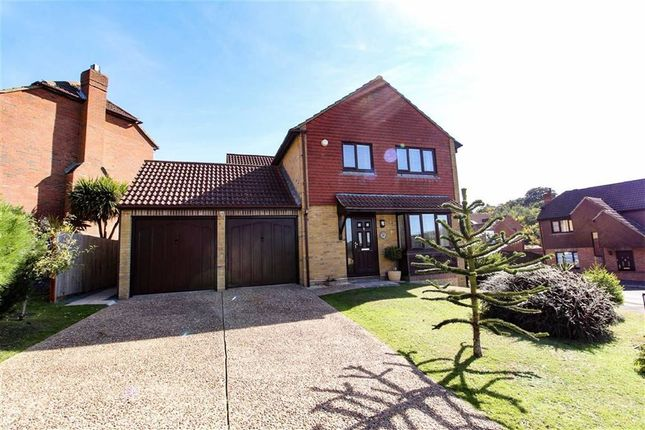 Thumbnail Detached house for sale in Bedgebury Close, St Leonards-On-Sea, East Sussex