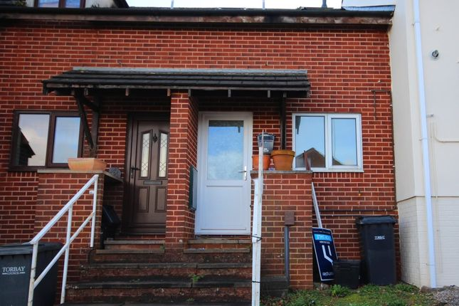 Thumbnail Terraced house to rent in Glebeland Way, Torquay