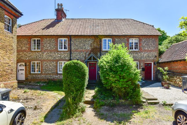 Thumbnail Terraced house to rent in The Street, Puttenham, Guildford