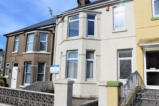 Thumbnail Shared accommodation to rent in Green Park Avenue, Mutley, Plymouth