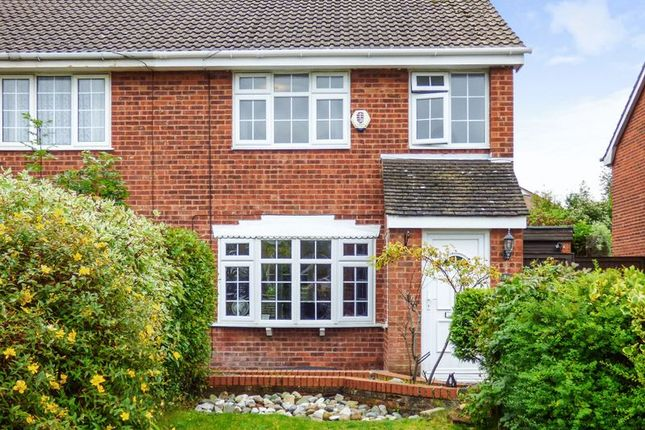 3 bed semi-detached house for sale in Dryfield Close, Greasby, Wirral