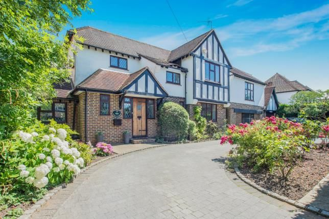 Thumbnail Detached house for sale in Esher, Surrey