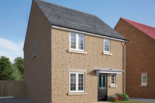 "Thumbnail Detached house for sale in ""The Elliot"" at Uffington Road, Barnack, Stamford"