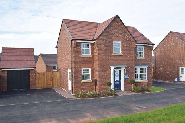 Thumbnail Detached house for sale in Plots 238 & 239, Gilberts Lea, Birmingham Road, Bromsgrove
