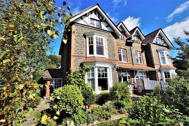 Thumbnail Semi-detached house for sale in Llanbadarn Road, Aberystwyth