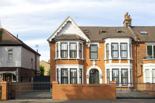 Thumbnail Semi-detached house for sale in Aldersbrook Road, London