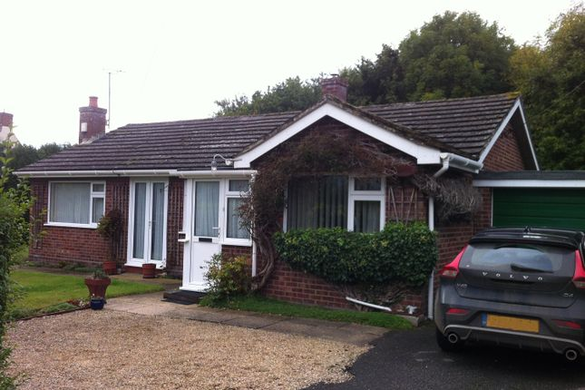 Thumbnail Detached bungalow for sale in Reepham Road, Bawdeswell, Dereham