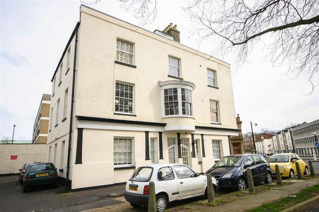 Thumbnail Flat to rent in The Roundhouse, 76 Bernard Street, Southampton
