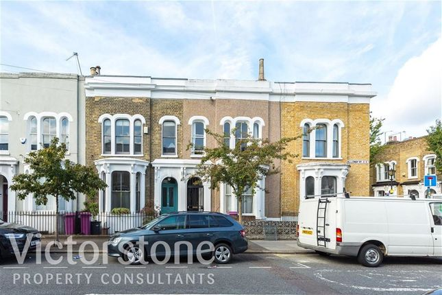 Thumbnail Terraced house to rent in Alloway Road, Mile End, London