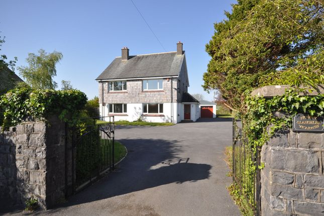Thumbnail Detached house for sale in The Former Vicarage, Llangeler, Carmarthenshire