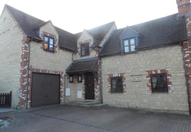 Thumbnail Detached house to rent in Shilton Road, Carterton