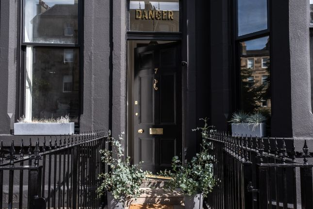 Thumbnail Duplex for sale in Hillside Street, Edinburgh
