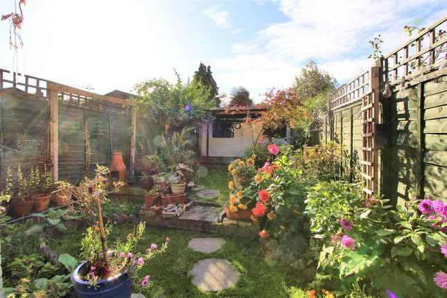 Garden of Chertsey Road, Byfleet, West Byfleet KT14