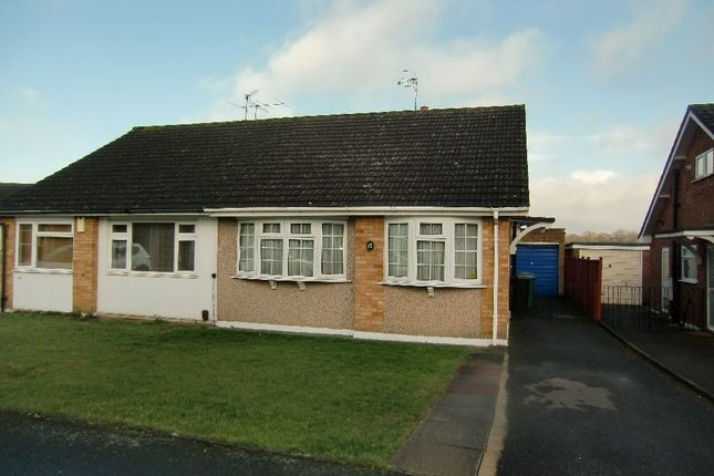 Thumbnail Detached bungalow for sale in The Glebe, Garston, Watford