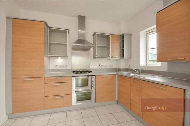 Thumbnail Flat to rent in Oakhanger House, Cecil Manning Close, Perivale