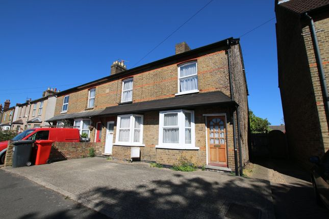Thumbnail Semi-detached house to rent in Willoughby Road, Langley, Slough