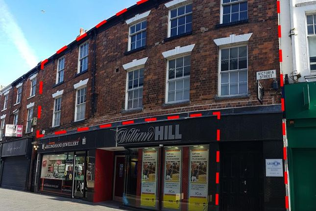 Thumbnail Office to let in 1st & 2nd Floors, 4-6 Victoria Street, Grimsby