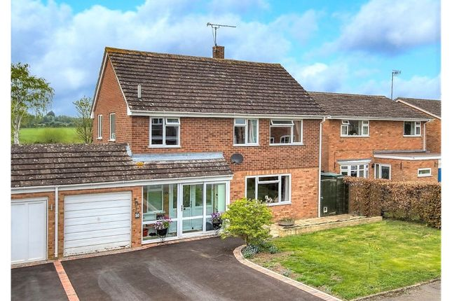Thumbnail Detached house for sale in Seward Road, Badsey
