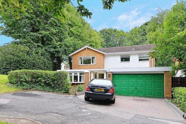 Thumbnail Detached house for sale in Augustus Road, Edgbaston, Birmingham, West Midlands